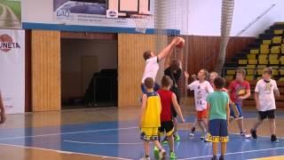 ÚSTÍ N. L.: Basketbalový kemp BK Sluneta