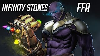 INFINITY STONES Gamemode in Overwatch!