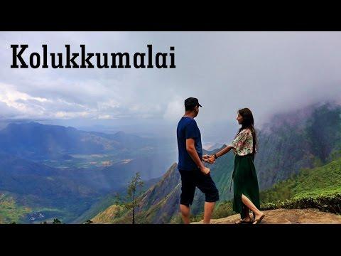 Kolukkumalai Tea Estate - Tamil Nadu | Munnar | India Travel