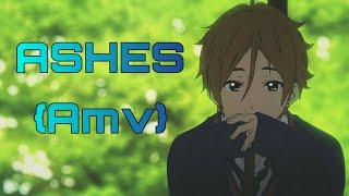 Tamako Love Story - Ashes {Amv} \\ Céline_Dion \\  Deadpool 2 \\