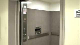 【FHD1080p】ニトリ橋本店 EV(Fujitec:乗用)