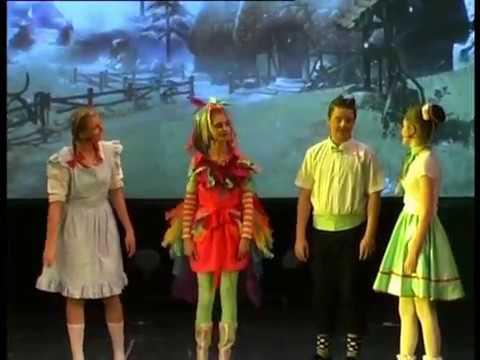 Der Zauberer von Oz 2014 Theaterverein Frankfurt