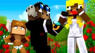 Minecraft Daycare - JEFF GETS MARRIED MINECRAFT ROLEPLAY