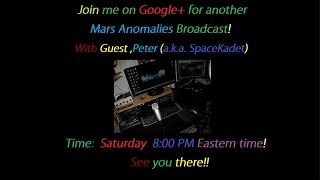 Google+ Broadcast ~ See you there.