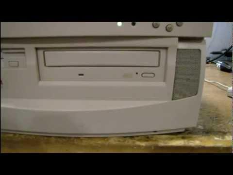 My Old School Computers Part 2, The Compaq Presario CDTV 520