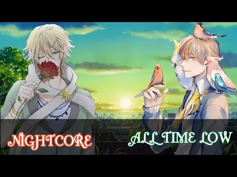 【Nightcore】 All time low (Switching...