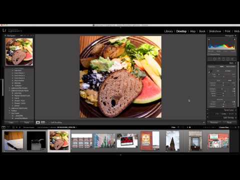 Lightroom Basics: Import, Edit & Sharing
