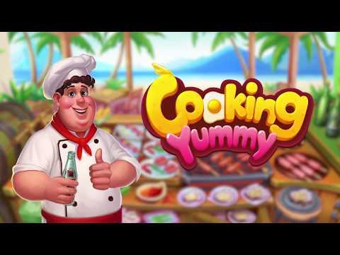Cooking Yummy-Restaurant Game 홍보영상 :: 게볼루션