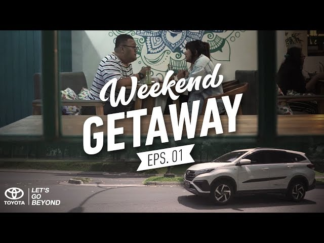 Eps 1 - Weekend Getaway: Reza Chandika dan Citra Lubis Ngabuburit Sambil Bagi-Bagi Tips Foto