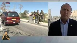 יום ירושלים - יעקב אילון בראיון עם ראש עיריית ירושלים ניר ברקת