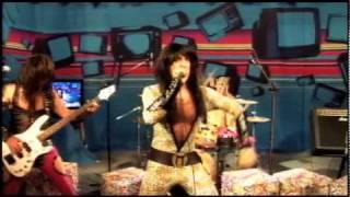 """Massacration em """"The big heavy metal"""" no Estúdio Showlivre 2009"""