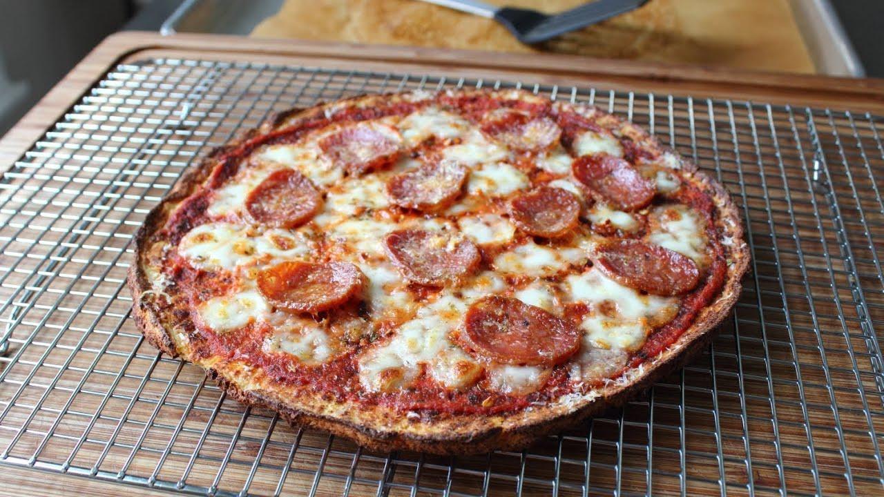 No Knead Pizza Dough Recipe Food Wishes