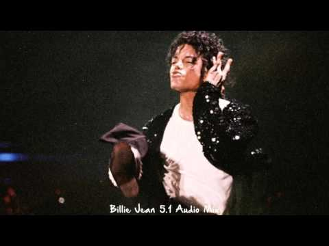Michael Jackson  Billie Jean  51 Audio Mix HD