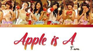 Download lagu T ARA Apple Is A MP3