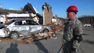 West Liberty Tornado Recovery