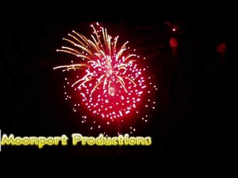 Woonsocket, RI - Autumnfest fireworks 2011