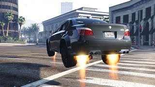 GTA 5 - JETPACK MOD