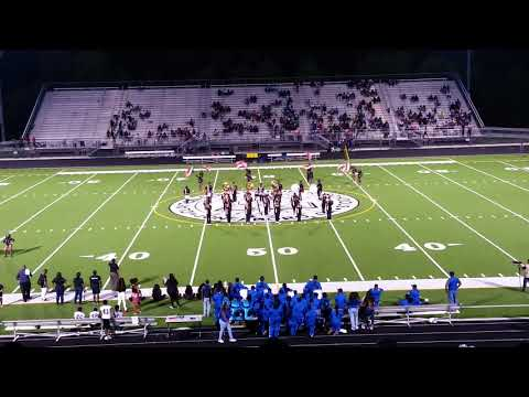 Riverdale High School Marching Band Halftime Show (8/18/2017)