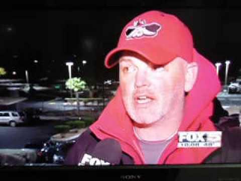 2012 Challenger Owners of Las Vegas KLUC TOY RUN video.avi