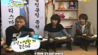 [Eng. Sub] SHINee Hello Baby ep. 3 [FULL]