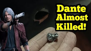 Devil May Cry 5's Reuben Langdon almost loses his life in attempted robbery!!