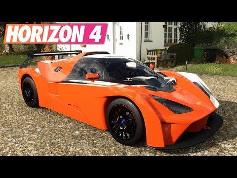 Forza Horizon 4 : CE MONSTRE ! KTM X-BOW GT4