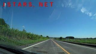 JSTARS.NET国道4号線。高清水バイパス。宮城県。【車載動画】SONY FDR-X3000R 写真集『ベスト版』発売中!