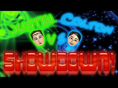 [MKWii] Justin vs Colton - The Showdown!