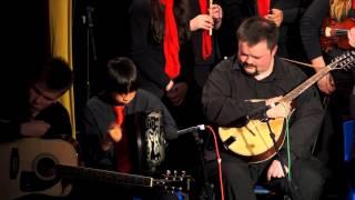 Ards CCE - Jack Pang's Bodhrán solo