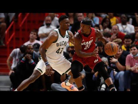 Download Milwaukee Bucks vs Miami Heat Full Game Highlights | October 21 | 2022 NBA Season