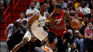 Milwaukee Bucks vs Miami Heat Full Game Highlights   October 21