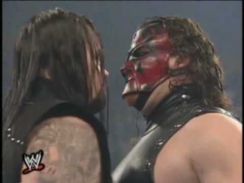 Undertaker And Kane In Real Life Kane and Undert...