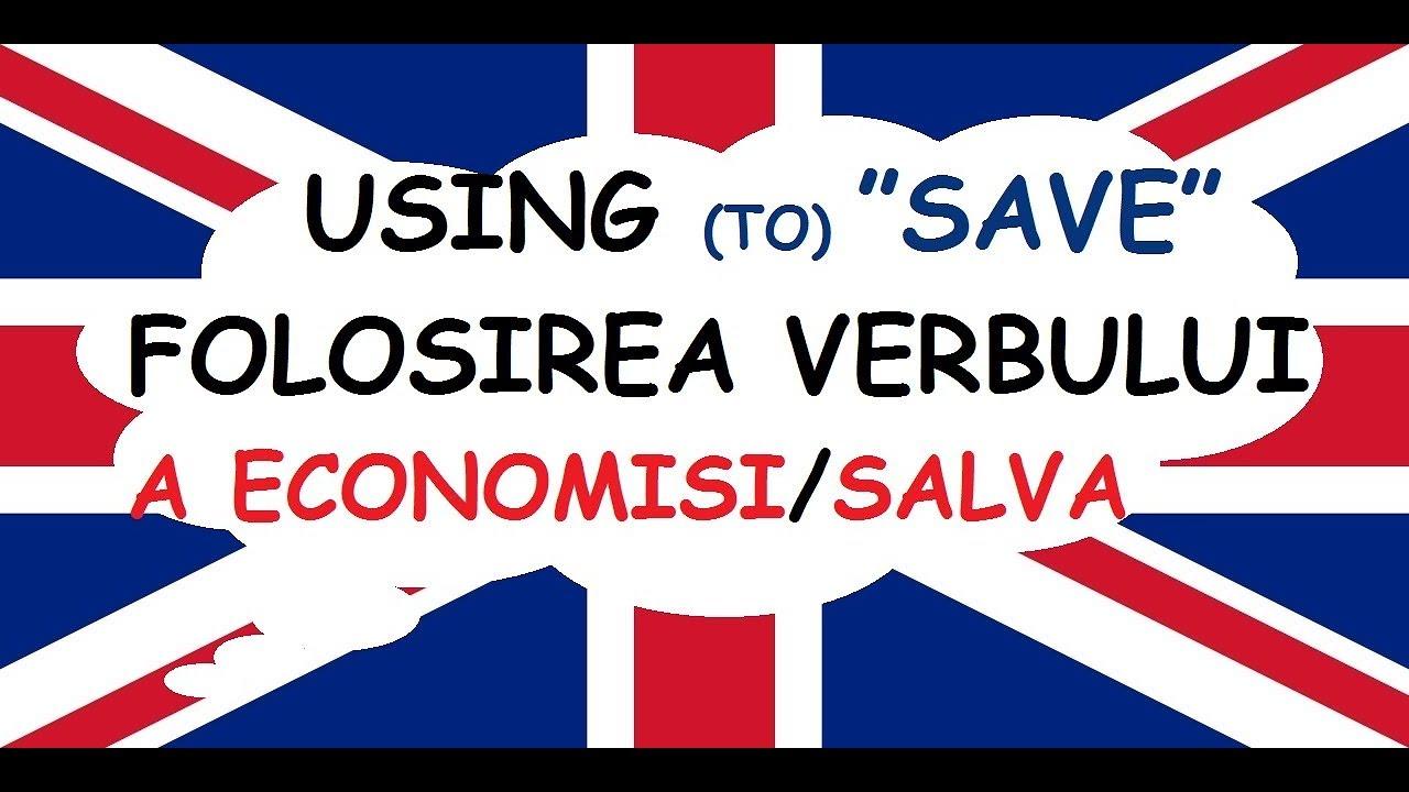 Invata Limba engleza | VERBE | Using