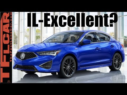 2019 Acura ILX Review: Busted and Frumpy or New Hotness?