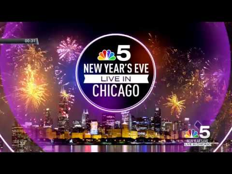 NBC 2018 New Year s Eve Live in Chicago HD 1080p   YouTube NBC 2018 New Year s Eve Live in Chicago HD 1080p