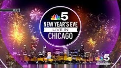 NBC 2018 New Year's Eve Live in Chicago HD 1080p