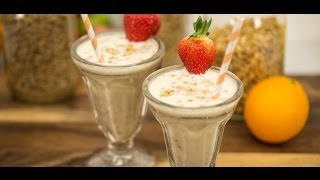 Protein Power Crunch - Blendtec Recipes