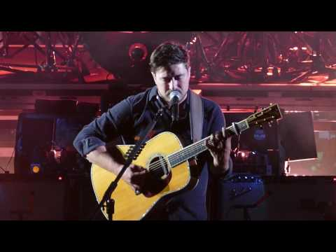 Mumford and Sons - Awake My Soul (Live Denver Sept 28th, 2016 at Fiddler's Green)