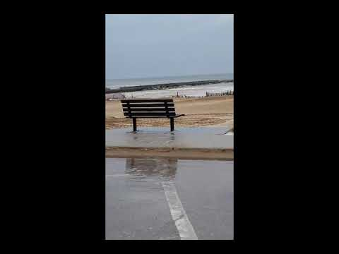 Seiches that hit ludington Michigan 2018 slowed down