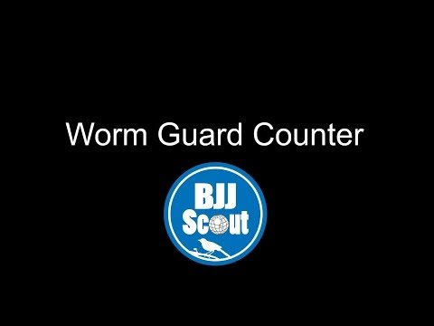 BJJ Scout: Worm Guard Counter #1