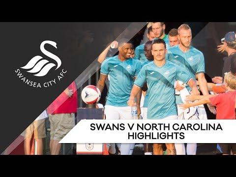 USA Tour 2017: Swans v North Carolina
