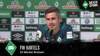 """Werder-Profi Fin Bartels als Special-Olympics-Botschafter: """"Es geht nur gemeinsam"""""""
