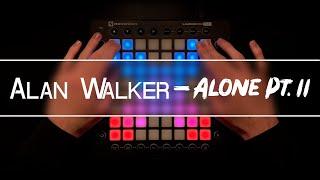 Alan Walker - Alone Pt. II (4k) | Nyrk ✕ Sergio Valentino + Project File