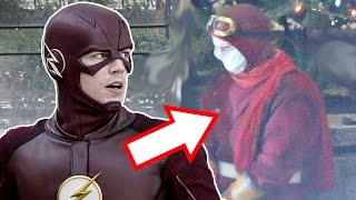 Earth-19 Flash comes to Earth-1! - The Flash Season 3