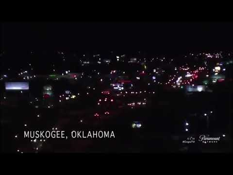 COPS- Muskogee Police Chase