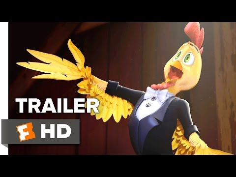 Un Gallo Con Muchos Huevos Official Trailer 1 (2015) - Animated Movie HD streaming vf