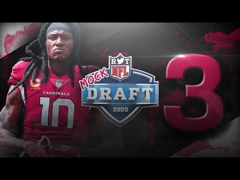 2020 NFL Mock Draft 3: Free Agency Edition | 3 Rounds/Trades