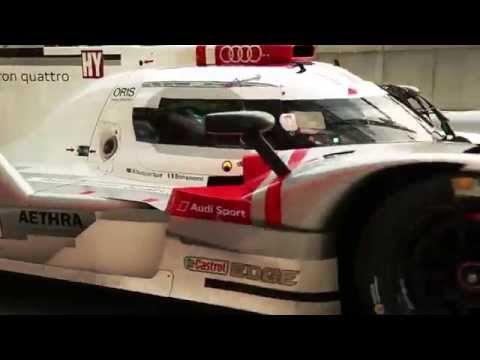 60 Seconds of Audi Sport 17/2015 - Rene Rast | AutoMotoTV