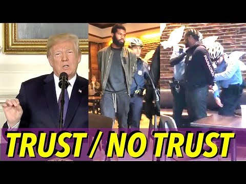 """Trust / No Trust"" (Apr 15) - Trump Bombs Syria 