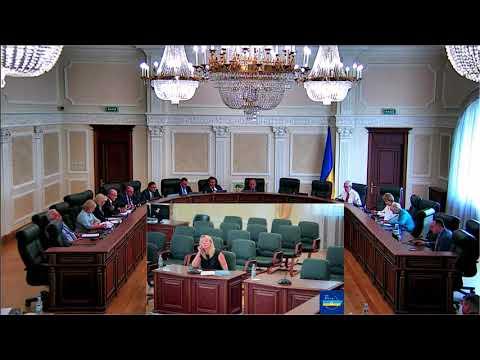 17.09.2019 засідання ВРП по прокурору Носенку